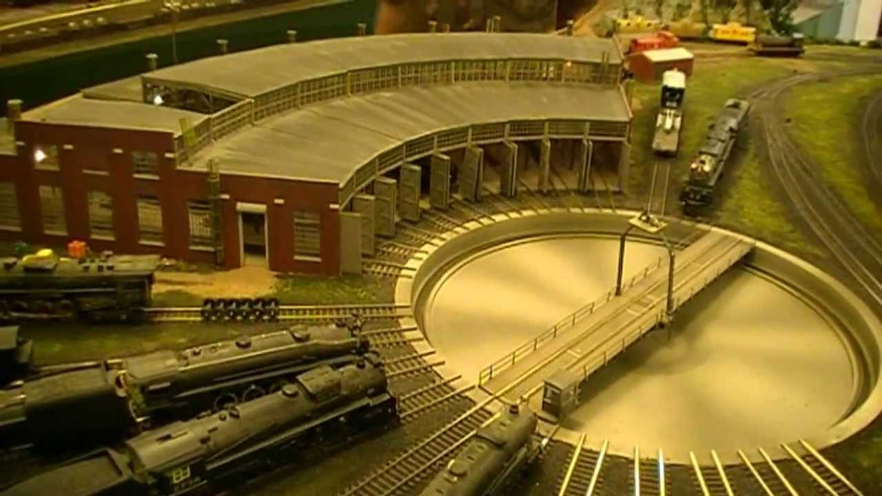 Wiring Model Railroad Layout All Kind Of Diagrams A Railway Train Guide Ho Trains Youtube Switch Dcc