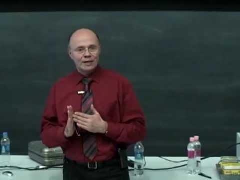 Dr. Hanula Barna előadása a Gépjárművek Tanszéken