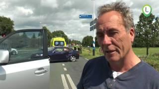 Ongeval Zuiderzeestraatweg Kamperstraatweg