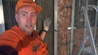 видео Как сделать шумоизоляцию квартиры своими руками