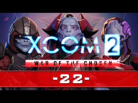 XCOM 2 - War of the Chosen - E22 (Prepadnutie počas Cover Op