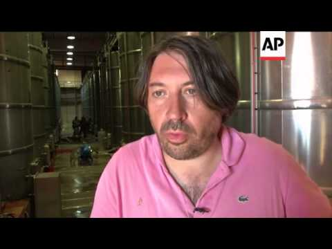 Wine production in Lebanon and Syria continues despite threat of extremists