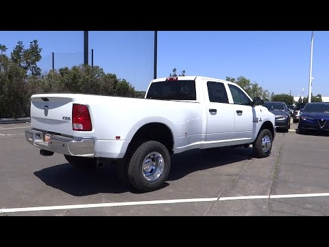 2018 Ram 3500 Costa Mesa, Huntington Beach, Irvine, San Clemente, Anaheim, CA RM82112