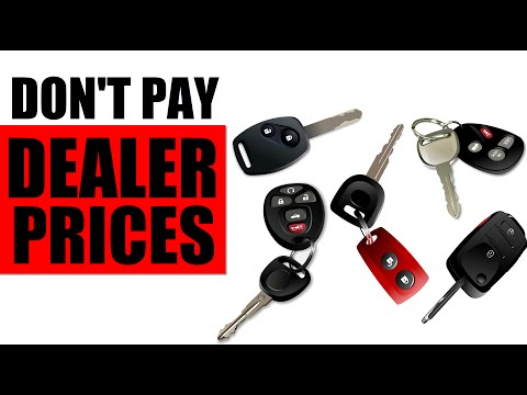 Don't Pay Dealer Prices  Nashville Locksmith Pop A Lock Makes New Car Keys, Transponders and Remotes