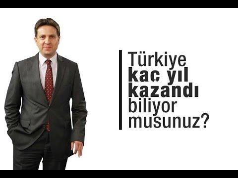 Batuhan Yaşar : Türkiye kaç yıl kazandı biliyor musunuz