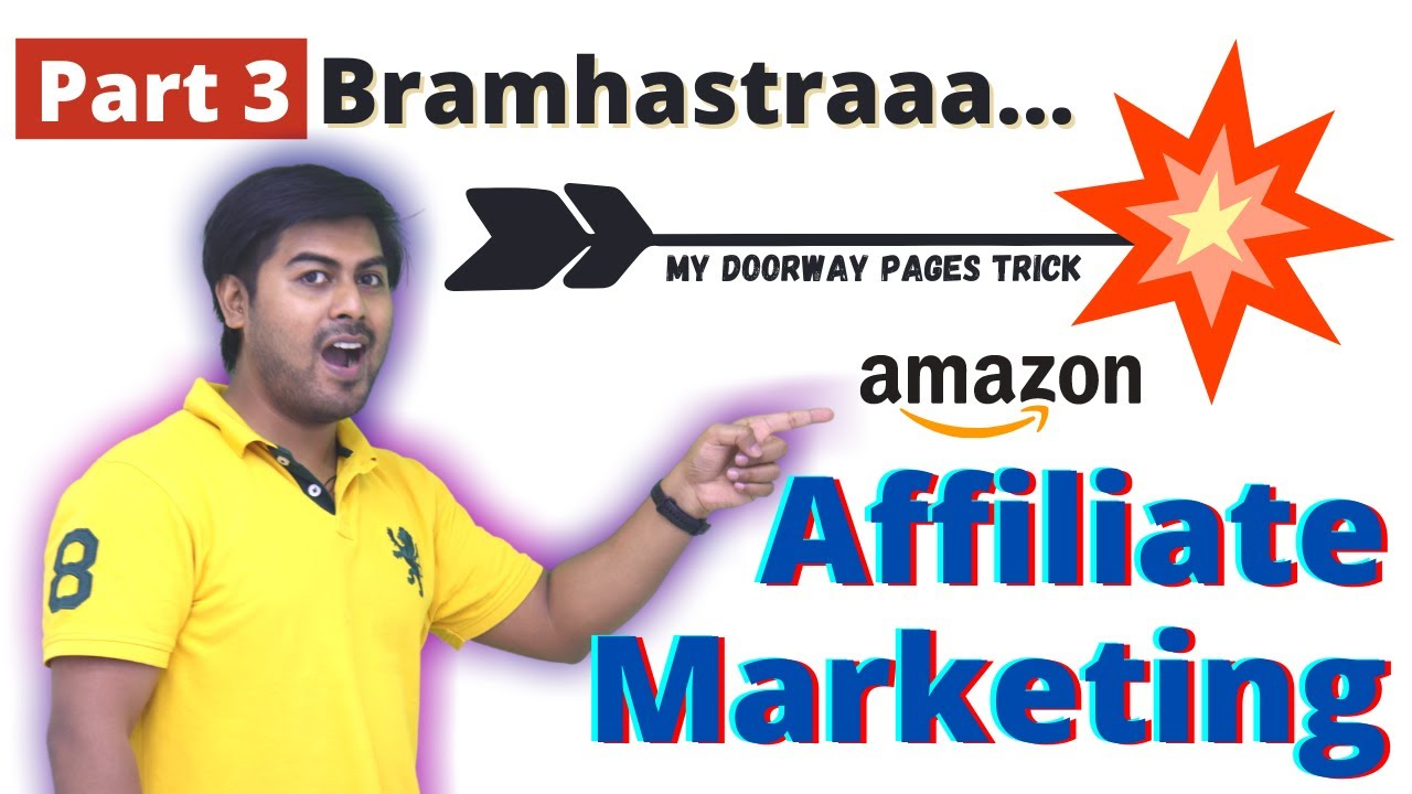 Affiliate Marketing - Amazon Affiliate marketing tutorial for beginners 2020 (step by step) (Part-3)