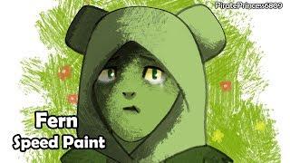 Fern (Adventure Time) | Speedpaint