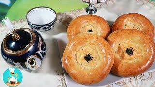 Лепешки в духовке: рецепт приготовления узбекской лепешки (хлеба) в домашних условиях на дрожжах