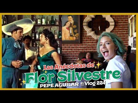 Pepe Aguilar - El Vlog 224 - Las Anécdotas de Flor Silvestre