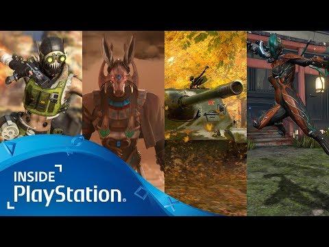 Die besten kostenlosen PlayStation 4 Spiele