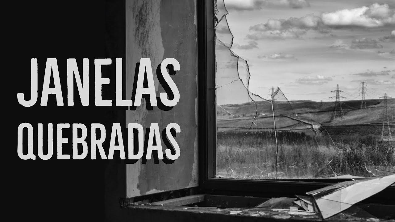 Janelas Quebradas - Pr. Klaus Piragine - YouTube