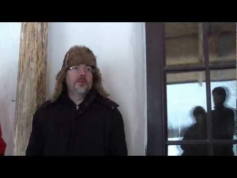 Семинар на объекте strawbale.ru (25-27 января 2013) [часть 1]