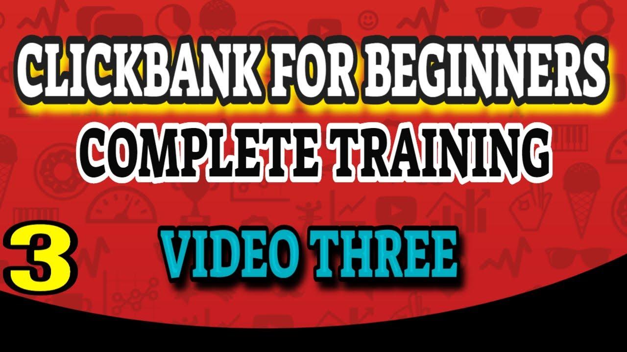 🔥 Clickbank For Beginners Training: Marketplace Tutorial & Alternative Options (Video 3) 🔥