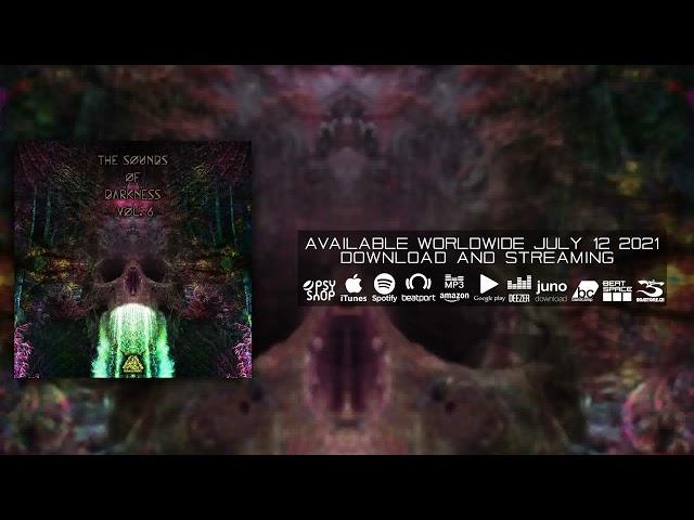 The Sounds Of Darkness, Vol  6 Dj Mix