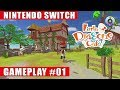 Little Dragons Café Nintendo Switch Gameplay #1   The Quest Begins
