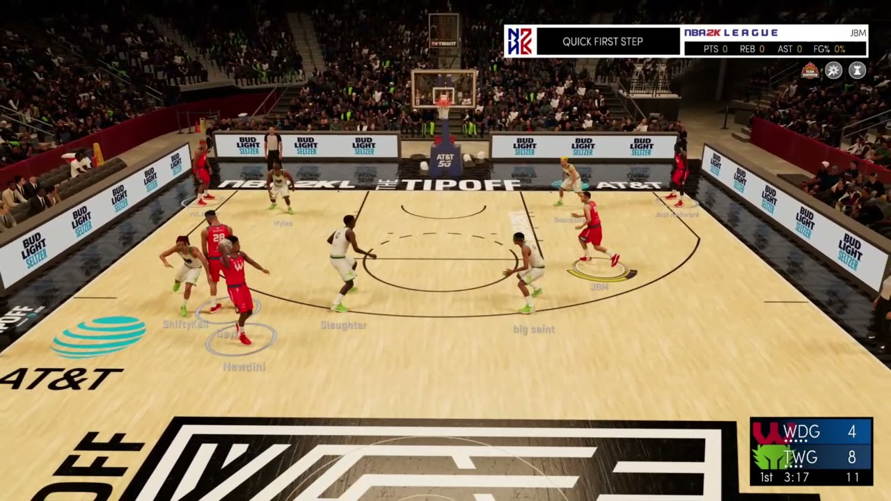 Wizards District Gaming Best Plays of THE TIPOFF Semifinals