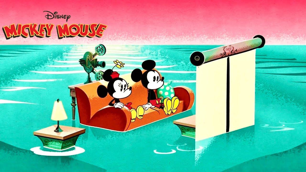 Movie Time 🍿 | เวลาดูหนัง | Mickey Mouse Shorts (พากย์ไทย) มิคกี้เมาส์