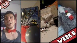Birthday Surprise - Glitter Bomb - Amiibo Madness! (Anthony