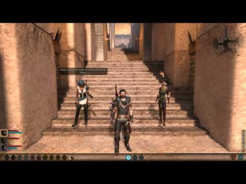 Dragon Age 2: Party Banter: Isabela & Merrill [complete]