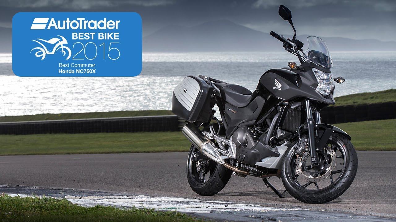 2015 best commuter bike - honda nc750x - best bike awards - youtube