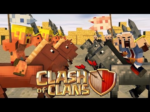 Minecraft Finale | Clash of Clans Nations - Ep 29!