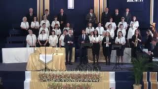 Богослужение в Мытищинской Церкви Евангельских Христиан Баптистов от 08.04.2018