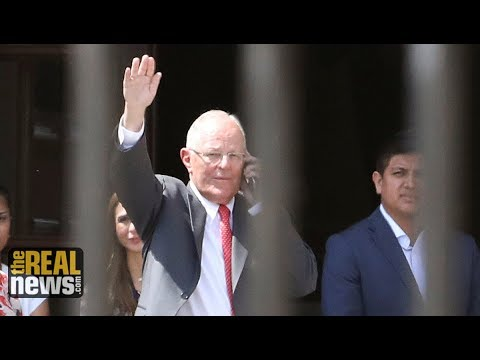Mired in Corruption Scandals, Peru's President Resigns
