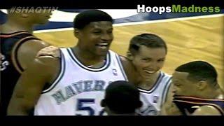 ''Chris Mills vs Samaki Walker'' - Dumbest NBA Moment Ever!!!