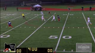 Boys Soccer Playoffs 2017 Newport at Seaside