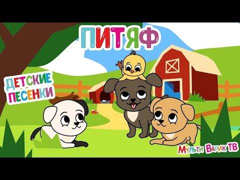 МультиВарик - Питяф (13 серия) | Детские Песенки | 0+