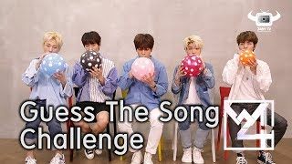 W24 USING ODD INSTRUMENTS IN GUESS THE SONG CHALLENGE