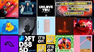 Gambar cover Canciones de la Semana: 6/12 (Avicii, The Chainsmokers, Major Lazer, NWYR, Steve Aoki, 3LAU y más)