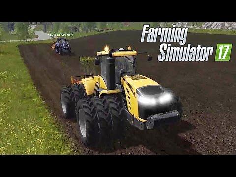 FARMING SIMULATOR 17 #150 - PIANTIAMO ALBERI CON GIACUR E MITO - FS 2017 GAMEPLAY ITA