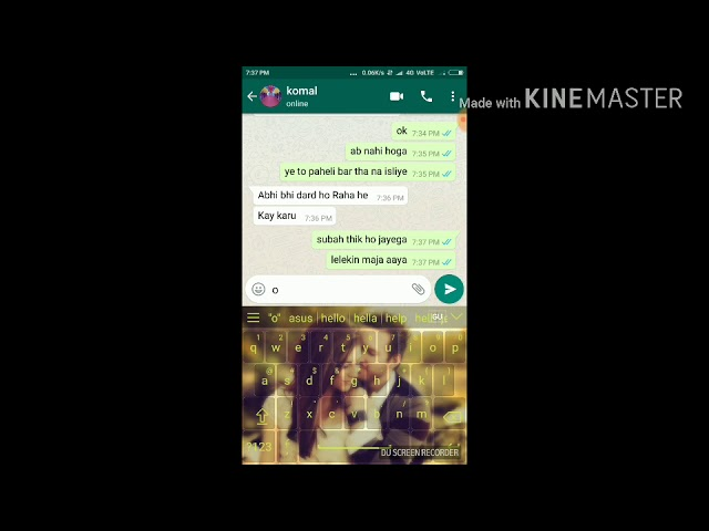 gf bf gandi baat live.Whatsapp chat