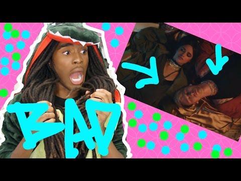 Machine Gun Kelly, Camila Cabello - Bad Things REACTION!