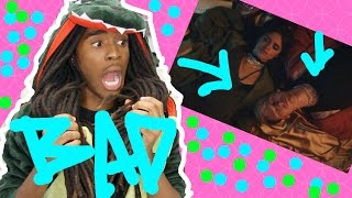 Machine Gun Kelly, Camila Cabello - Bad Things REACTION!