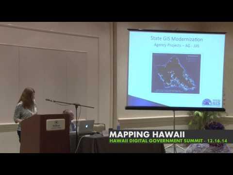 3rd Annual Hawaii Digital Government Summit: Mapping Hawaii
