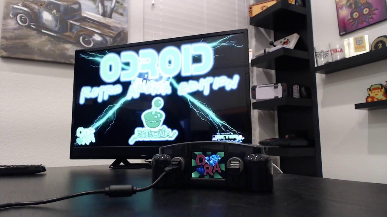 ODROID XU4 - ORA Base Image v1 5 2 - Sammy Atomiswave, Sega Naomi