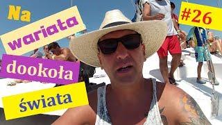 #26 Meksykańska Kalifornia  i moje wakacje podczas wakacji. Los Cabos