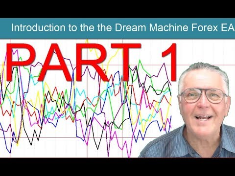 The Forex Dream Machine MT4 Expert Advisor. Trading strong against weak currencies. An Introduction
