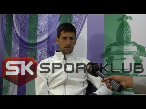 Djokovic ekskluzivno za Sport Klub o povredi i predaji meča