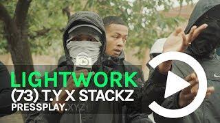 (73) T.Y X Stackz - Lightwork Freestyle 🇳🇱 | Pressplay