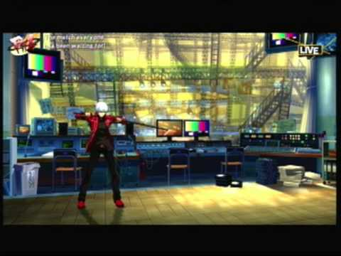 Persona 4 Arena - Good Lobby - Episode 1 (1/6)