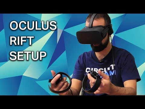 5 Steps to Set Up Your Oculus Rift with Unity in Less Than