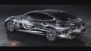 Lexus Press Conference at 2017 Detroit Auto Show
