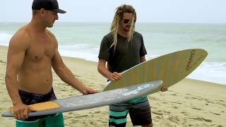 how To Skimboard w/ World Champion Austin Keen - One Step Drop