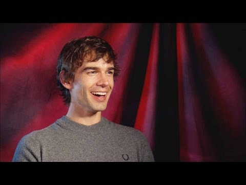 Justice League: War - Christopher Gorham on the Flash (Clip 2)
