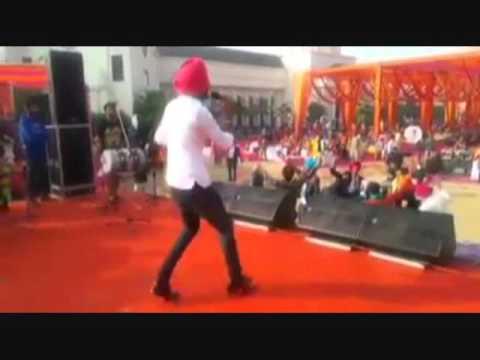 Ranjit Bawa live ON stage Paag da brand