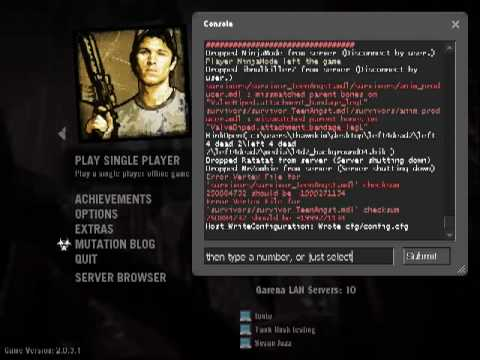 How to host a online server on Left 4 Dead 2