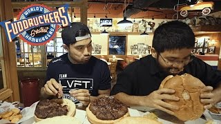 FAT TUESDAY BURGER CHALLENGE